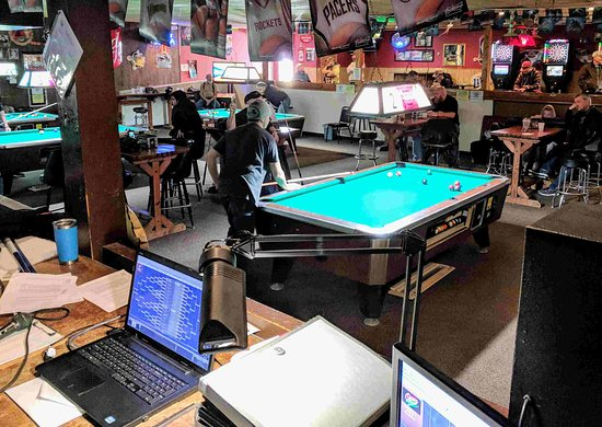Kalispell, Монтана: Annual Memorial Pool Tournament in February.