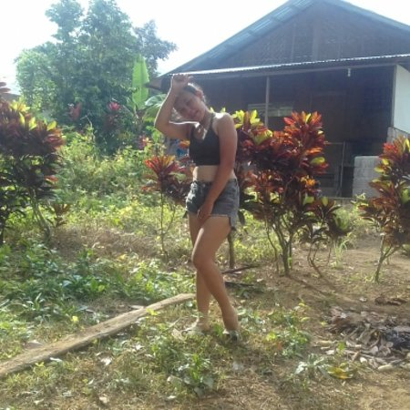 Замбоанга-дель-Норте, Филиппины: My beautifull wife maria in matunoy gutalac