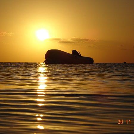 Lahamy bay