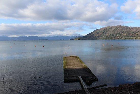 Licán Ray, Chile: Lago Calafquén