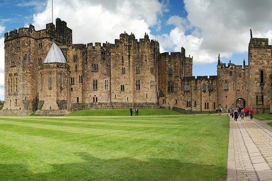 1 dag Alnwick Castle, Northumberland ...