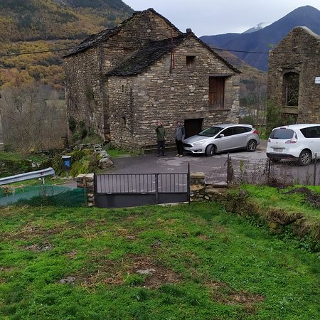 Oto, Spanje: Casa rural