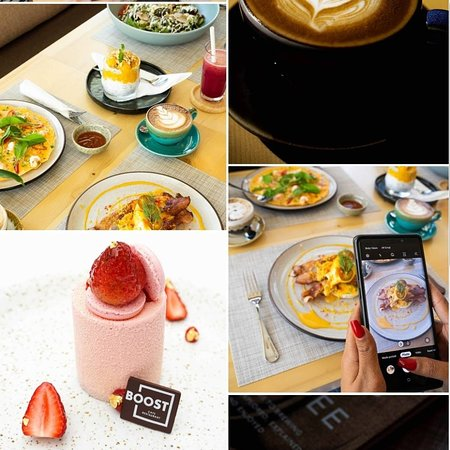 More than food & drink BOOST | Cafe restaurant is unique experience