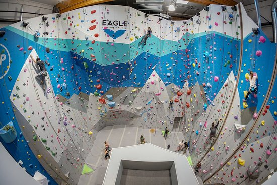 Eagle Climbing + Fitness