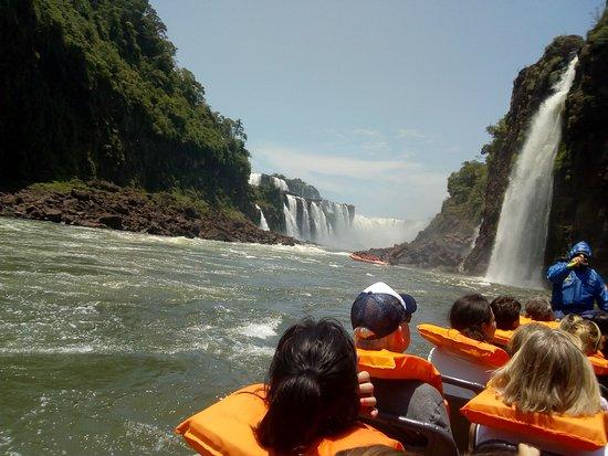 Macuco Safari - Unforgettable Adventure at Iguazu Falls: Passeio do macuco rumo as cachoeiras.