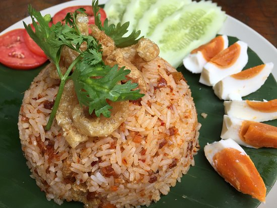 Fried rice in Thai Style