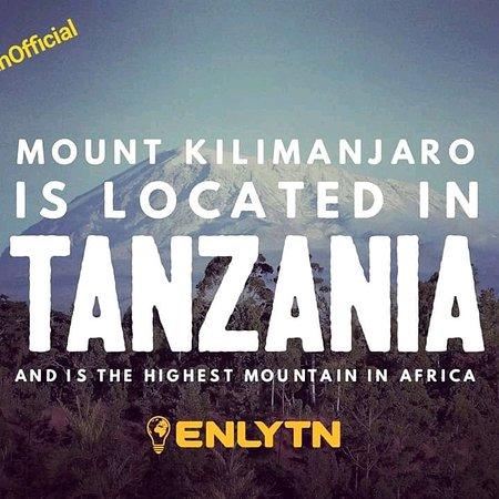 Tanzánia: Ain't no mountain high enough 🎵🎶 unless it's Mount Kilimanjaro ⛰