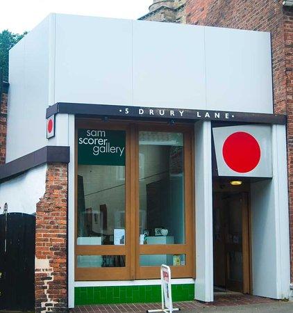 Sam Scorer Gallery