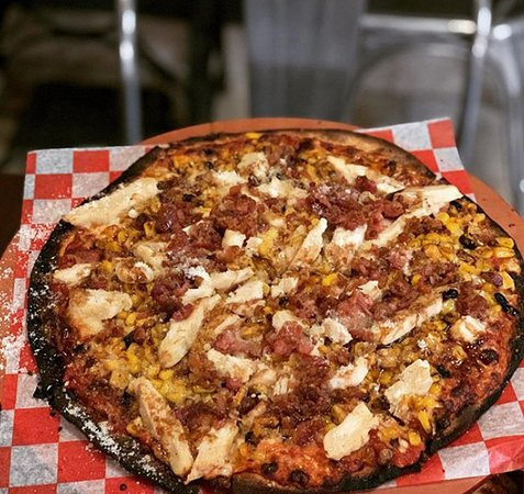 Kindles Wood Fired Pizzeria: Pinocchio Pizza