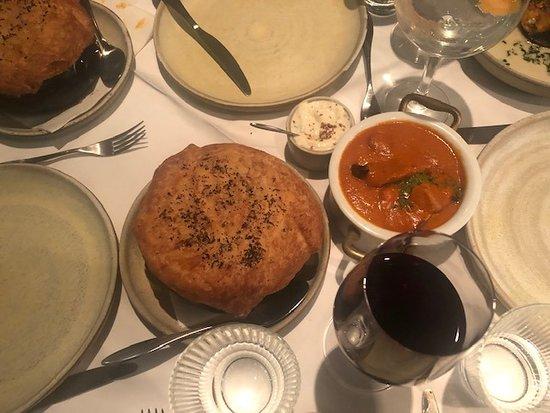 Mutton Biryani & Chicken..