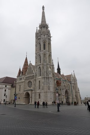 The Basilica in Old Town Buda.