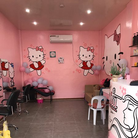 Tawala, Filipíny: A affordable and good salon in town