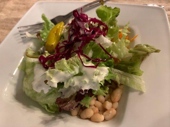 Kronau, Deutschland: Beilagensalat