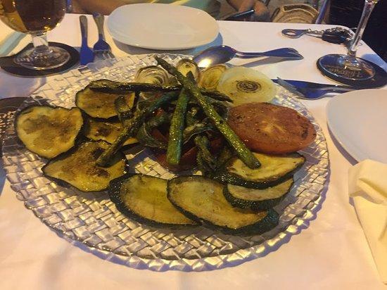 braseados de verdura