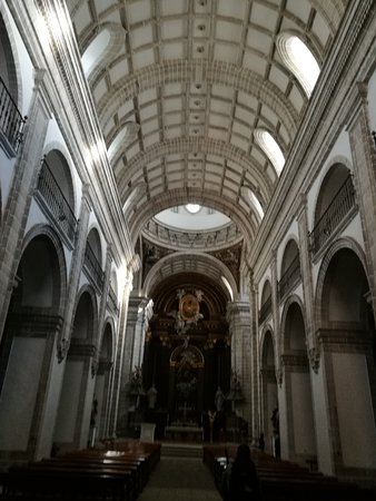Interior De La Iglesia Picture Of Samos Province Of Lugo Tripadvisor