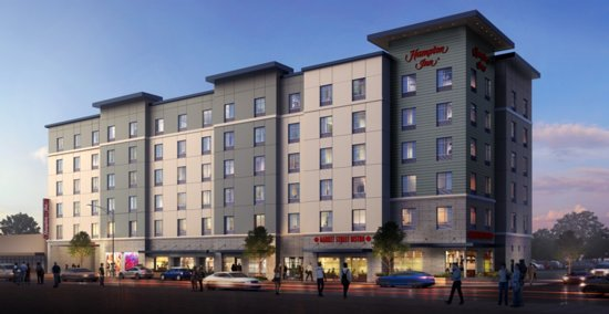 Brand New Hampton Inn Downtown Riverside