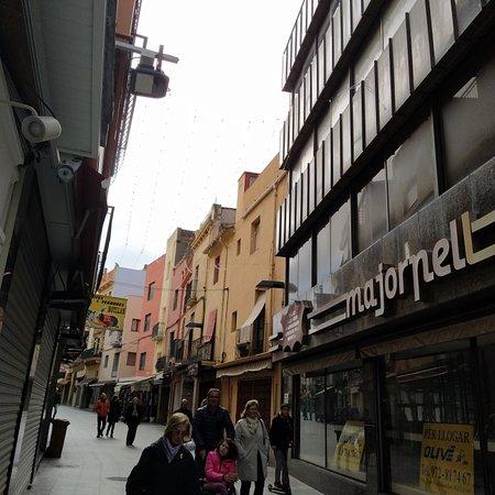 פאלאמוס, ספרד: Calle Mayor