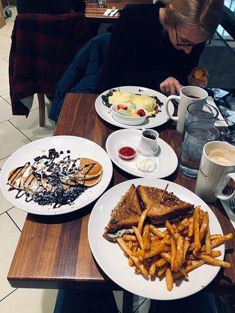 Мощный завтрак!!!