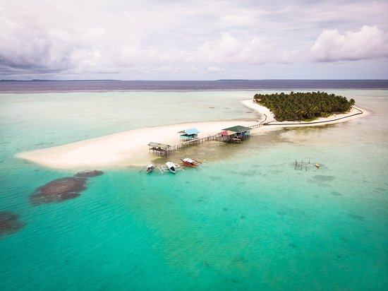 Balabac, Philippinen: Truly a virgin island of the Philippines!
