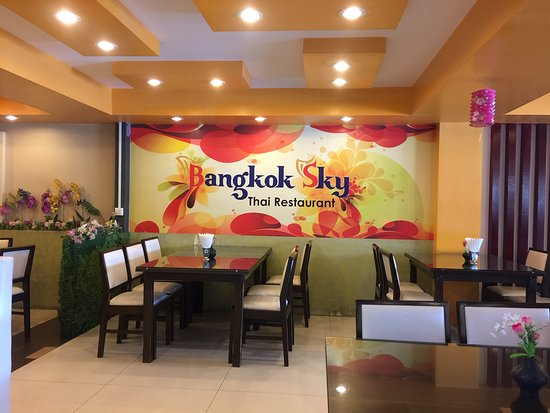 Restaurant of Junction Nay Pyi Taw
