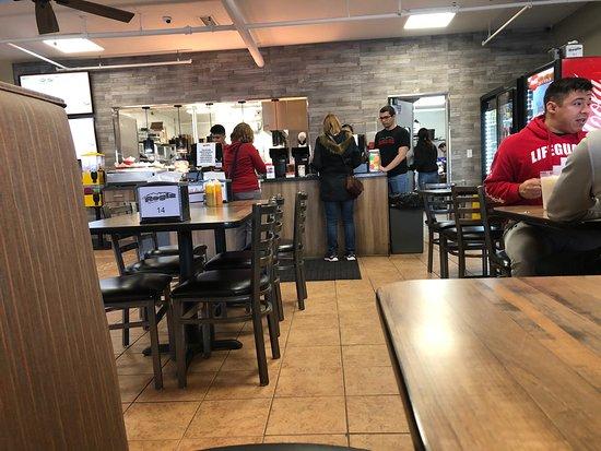 La Regia Taqueria Iowa City, Iowa City Furniture
