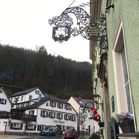 Hotel Goldener Hirsch Bad Berneck