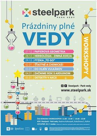 Zaujímavý program máme pripravený aj počas prázdninových dní.