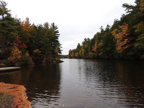 Union, CT: A beautiful Fall Season view
