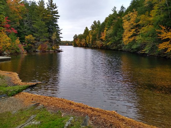 Union, CT: Another view of the lake