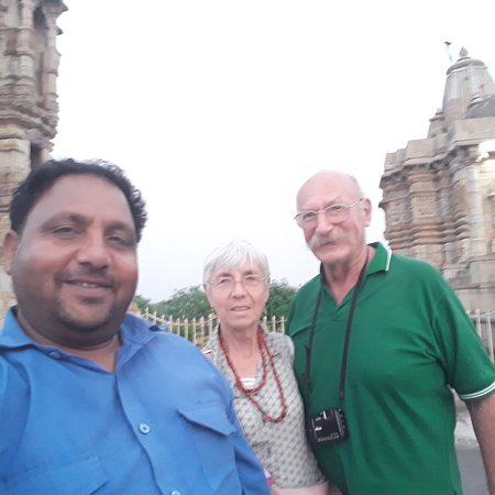 Bundi, India: Sir this my tourist customer  next time India  with me this my customer very happy with me and I'm very happy with you  he come India  20 November  he is the trip with me   Delhi  agra  and barthpur rajasthan  and chetorgaar and bindi  and udipur drop . Totals  9 day  by car with me this tourist  happy with me