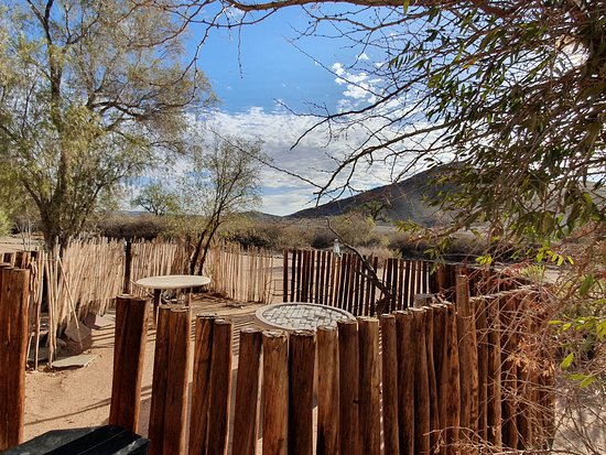 Bethanie, ناميبيا: BBQ