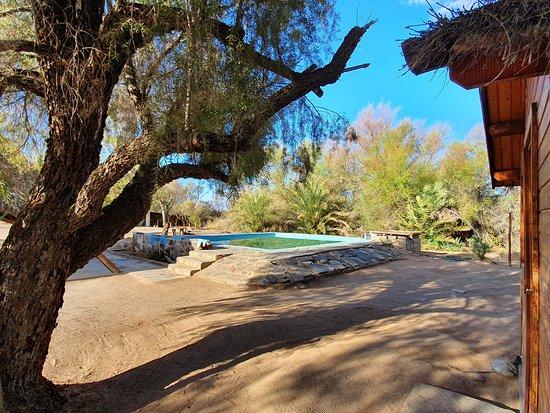 Bethanie, ناميبيا: Swimming pool
