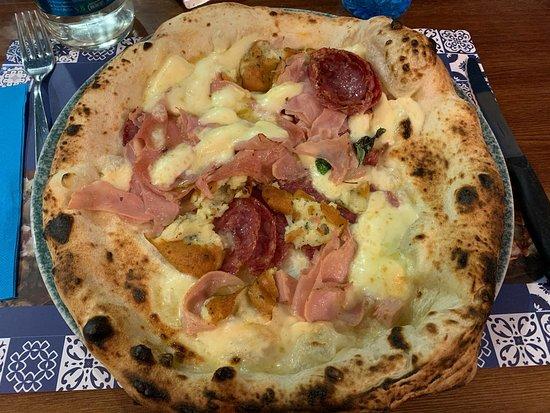Pizza Crocchè