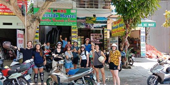 welcome Ha Giang Riverside Hostel
