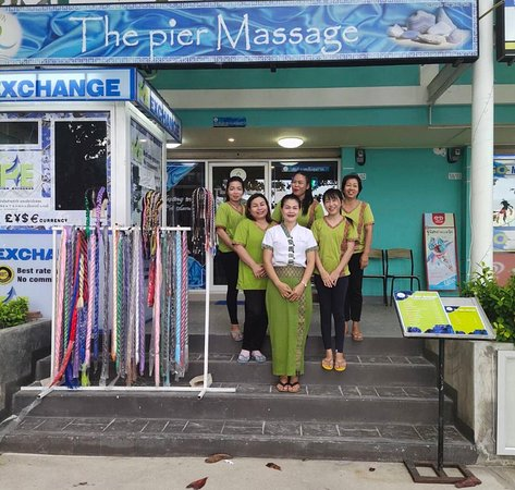 The Pier Massage
