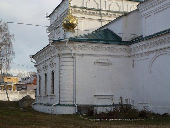Privolzhsk, Russia: Приделы трапезной храма