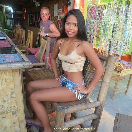 Bamboo Bar, Alona Beach, Panglao, Bohol, Philippines