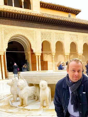 The Alhambra of Granada, Spain with Jeremiah Christopher