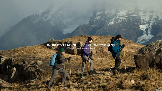 explora has been selected as the world's leading expedition company in the World Travel Awards. Feeling deeply honored by this achievement, we want to thank all our travelers for taking the time to vote for us. We understand that this is a way to acknowledge the time they spent in our destinations, which will hopefully be treasured among their memories. For us, this is not the end of the road but only the beginning. Come and embrace nature guided by the world's new leading expedition company.