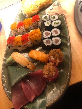 Rico sushi!!!!