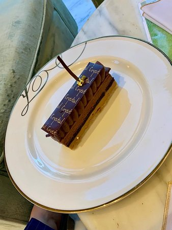 Very delightful and outstanding pastry