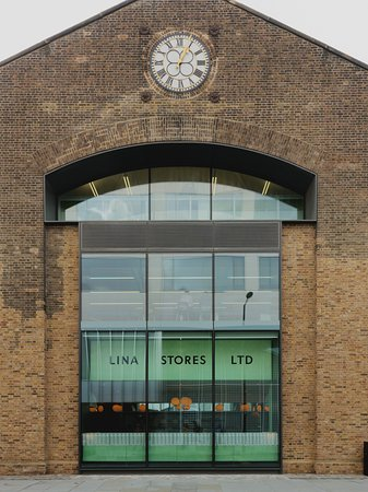 Lina Stores King's Cross Exterior