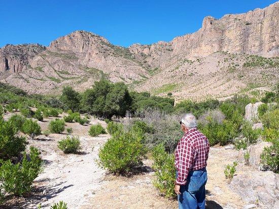 La Joya, México: Wild West Riding Tour, Rancho John Wayne