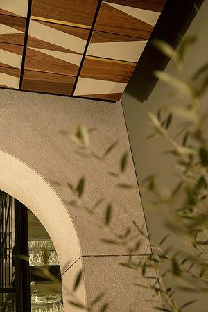 Wnętrze restauracji ARCO by Paco Pérez