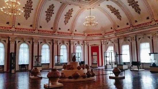 Habitación de cerámica