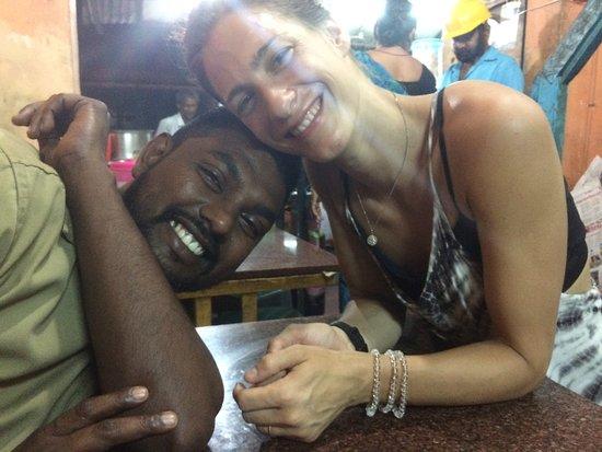תמונה מFunny and helpful Tuk Tuk Tour in Kochin