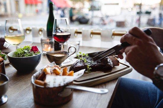 BISTRO ROYAL, Copenhaga Comentários de restaurantes