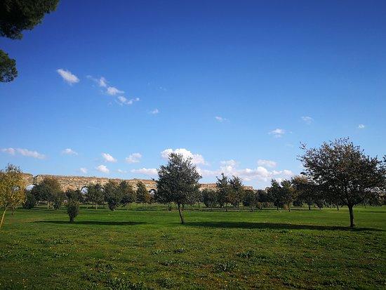 il Parco adiacente