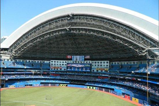 Rogers Centre Stadium Tour