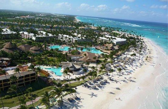 بونتا كانا, جمهورية الدومينيكان: Punta Cana lugar exótico del Caribe     Punta Cana exotic place of the Caribbean